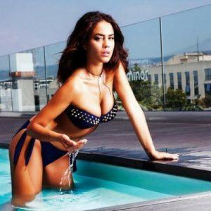 Ελληνίδες celebrities - Πηνελόπη Πλάκα