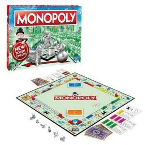 επιτραπέζιο παιχνίδι - Monopoly