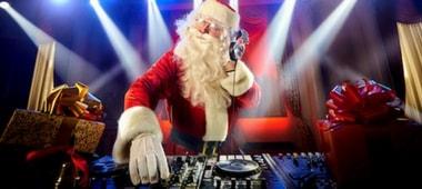 άγιος βασίλης,dj,χριστουγεννιάτικο τραγούδι