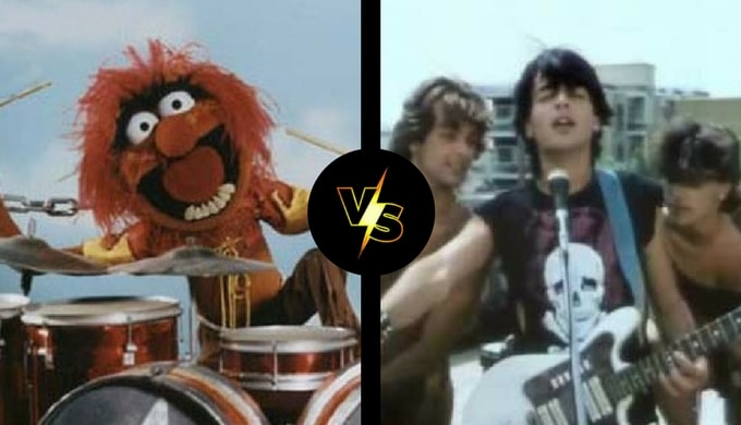 κιθαρίστας ή drummer