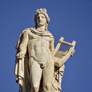 θεός του ολύμπου - Απόλλων