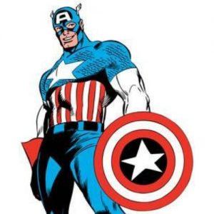 Captain America - Ήρωας Marvel