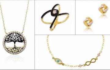κοσμήματα για γυναίκες
