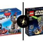 Playmobil ή Lego;