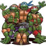 Ποιο από τα χελωνονιντζάκια είναι το αγαπημένο σου ;