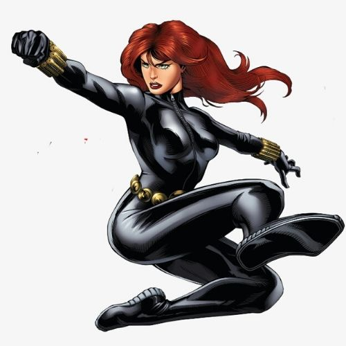 Ηρωίδα marvel - Black Widow