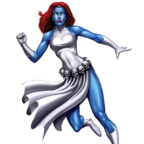 Ηρωίδα marvel - Mystique