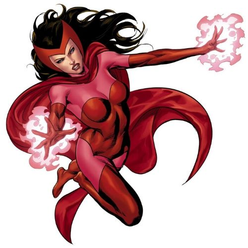 Ηρωίδα marvel - Scarlet witch