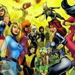 Γυναικείοι χαρακτήρες Marvel! Ποια είναι η αγαπημένη σου ηρωίδα;
